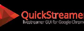 QuickStreamer - livestreamer UI for Google Chrome